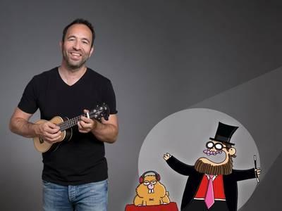 Live Cartoon Show – Piero Masztalerz