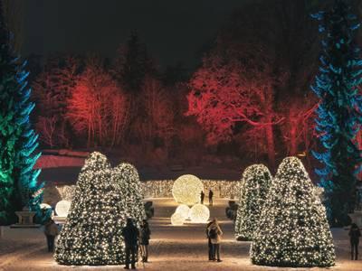 Christmas Garden Berlin – Botanischer Garten Berlin