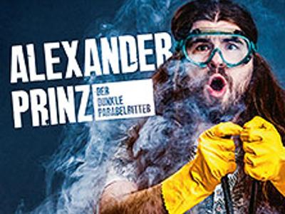 Alexander Prinz - Du kannst sie nicht alle töten - Tour 2022