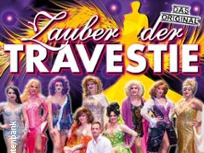 Zauber Der Travestie Fraulein Luise Und Ihr Ensemble Das Original Berlin De