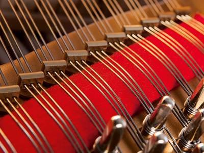 Mechanik eines Steinway-Flügels – Mechanik eines Steinway-Flügels © MIM / Foto: Anne-Katrin Breitenborn