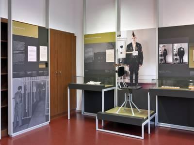 Blick in die Dauerausstellung Staatssicherheit in der SED-Diktatur – Blick in die Dauerausstellung. Stasimuseum/ASTAK e.V.