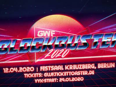 GWF Blockbuster 2020