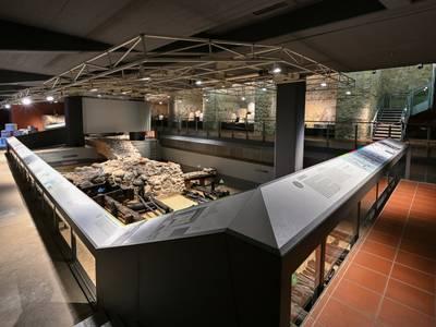 Archäologisches Fenster Zitadelle Spandau