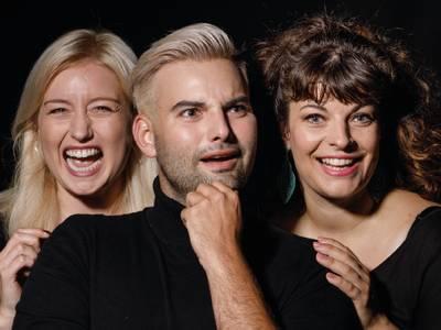 """""""Überall ist besser als nichts! RELOADED"""" mit Mirja Henking, Steven Klopp und Jenny Bins"""