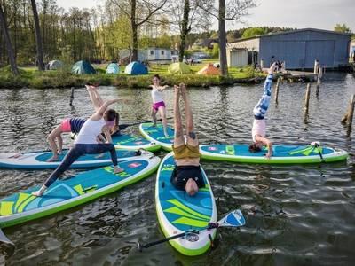 Power SUP Yoga
