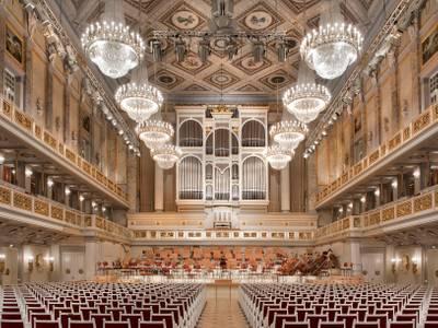 Konzerthaus Berlin – Großer Saal mit Jehmlich-Orgel
