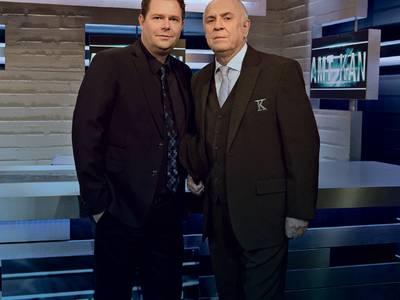 Kanzleramt Pforte D - Die Bühnenshow – Lothar Bölck und Michael Frowin