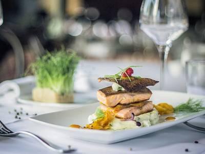 Candlelight Dinner Prime für zwei im Restaurant Ganymed an der Spree