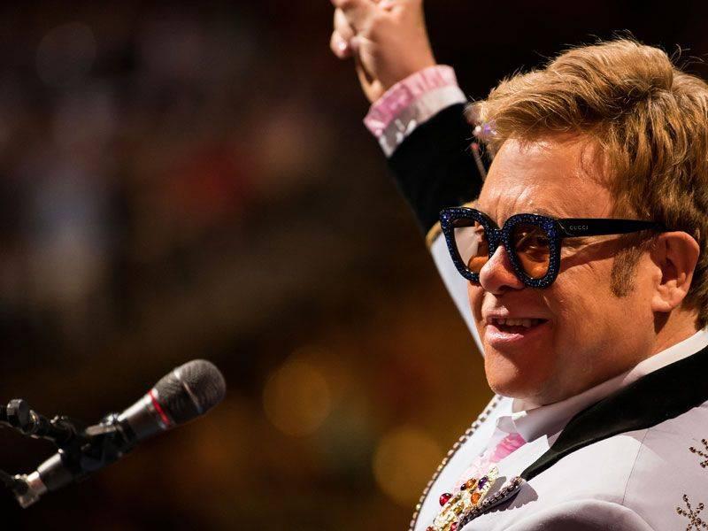 Elton John Tour 2021 Corona