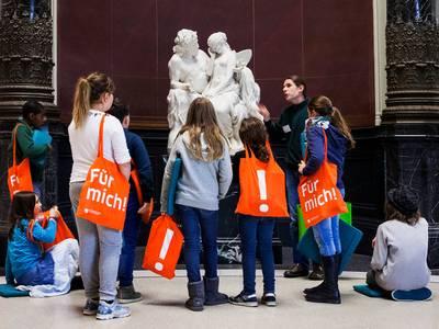 Veranstaltung in den Staatlichen Museen zu Berlin