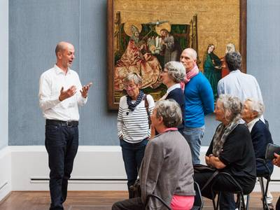 Führung in der Gemäldegalerie