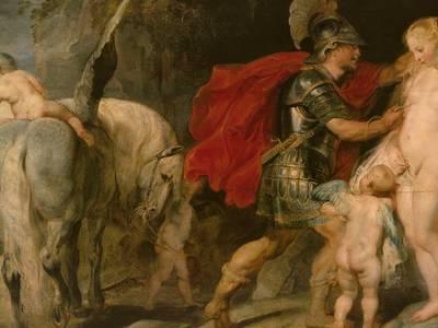 Peter Paul Rubens: Perseus befreit Andromeda, 1620/1622
