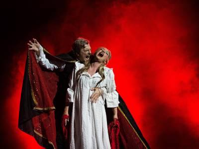 """Die Nacht der Musicals - Live 2020 – Szene aus """"Tanz der Vampire"""""""