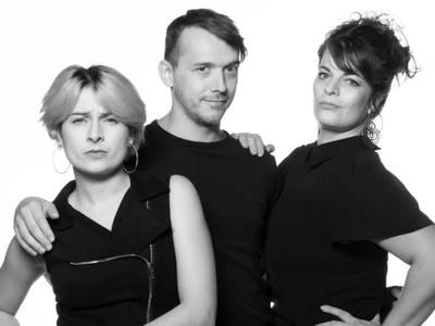 – Jenny Bins, Michael Sosna und Andrea Wesenberg