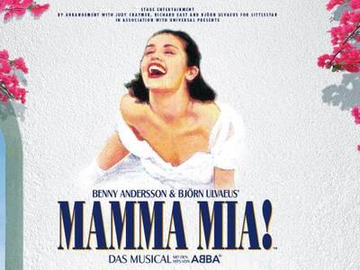 Mamma Mia! – Das Musical mit den Hits von ABBA in Hamburg