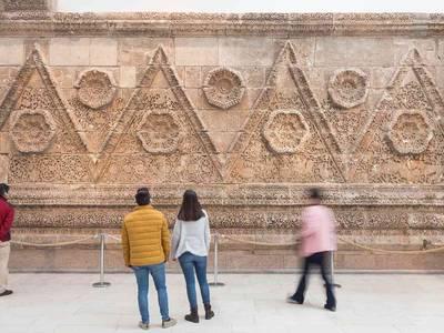 Mschattasaal des Pergamonmuseums