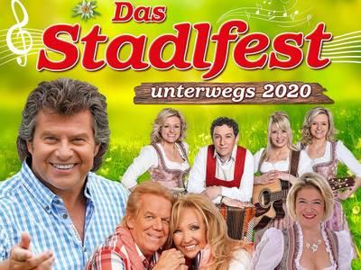 Andy Borg präsentiert das Stadlfest unterwegs 2020