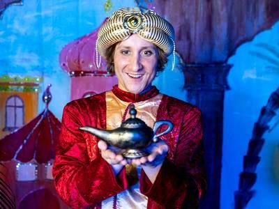 Aladdin und die Wunderlampe