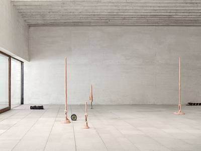 Nina Canell, The Nordic Pavilion, Installation view, 57th Venice Biennale, 2017