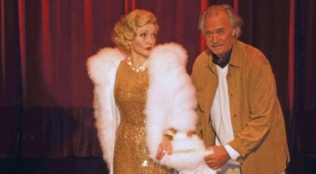 """Rita Feldmeier: """"Allein in einer großen Stadt"""" - Marlene-Dietrich-Abend"""