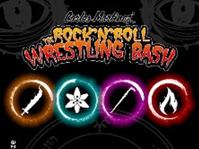 The Rock N Roll Wrestling Bash