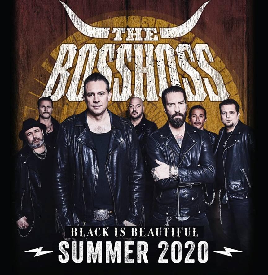 Bosshoss Tour 2021