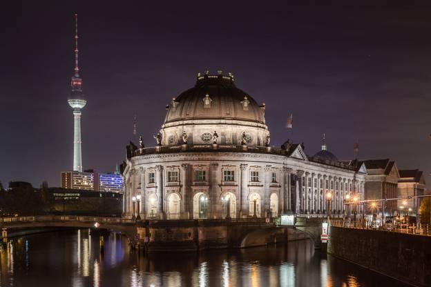 Neujahrskonzert - J. S. Bach: Brandenburgische Konzerte – das Bode-Museum bei Nacht