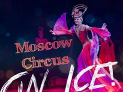 Moscow Circus On Ice – Tempodrom