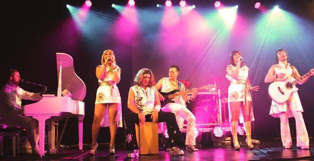 Abba Tribute Show 2021