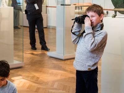 Veranstaltung im Alten Museum
