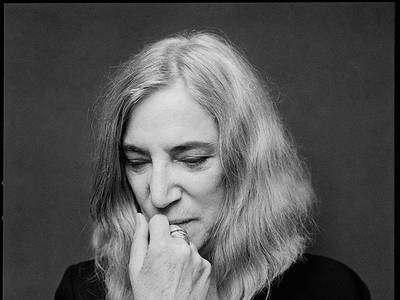 Patti Smith and her Band in der Zitadelle Spandau