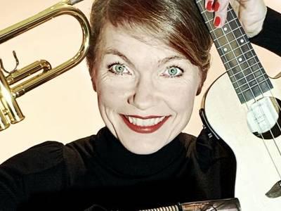 """Antje Rietz & Band: """"Musik liegt in der Luft"""""""
