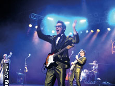 Buddy in concert – Hotel & Restaurant Neu-Helgoland
