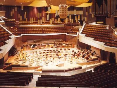 Gastveranstaltung Rundfunk-Sinfonieorchester Berlin – Berliner Philharmonie