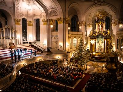Weihnachten klingt Gold – Weihnachtskonzert mit German Brass