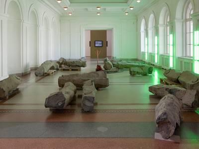 Joseph Beuys: DAS ENDE DES 20. JAHRHUNDERTS, 1982/1983