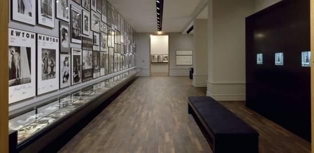 Helmut Newton's Private Property – Raumansicht