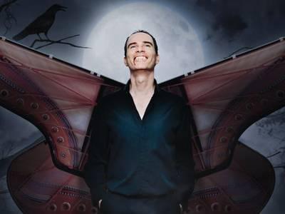 """Thomas Borchert: """"Der Vampir am Klavier"""""""