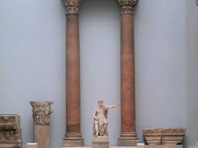 Saal der römischen Architektur