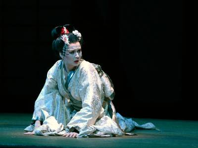 Madama Butterfly – Bettina Stöß