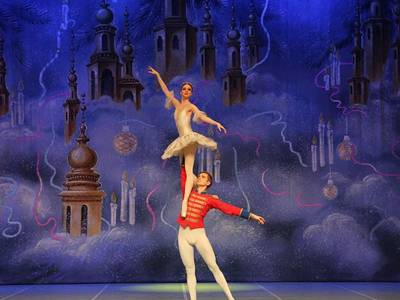 Nussknacker – St. Petersburg Festival Ballett
