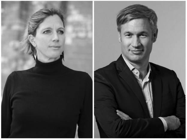 Maja Göpel und Ulf Poschardt