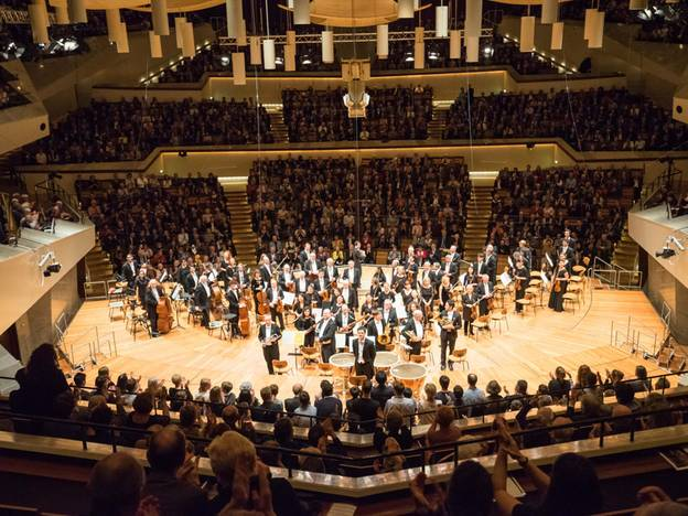 berliner philharmoniker spielplan