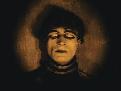 Das Cabinet des Dr. Caligari, D 1920, Robert Wiene – Screenshot Das Cabinet des Dr. Caligari