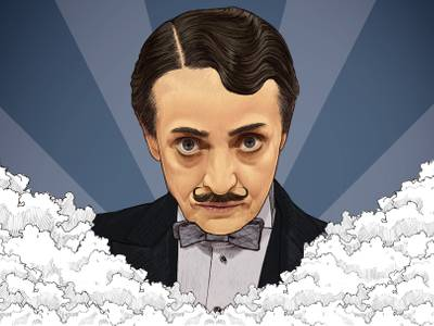 Mord im Orientexpress, Katharina Thalbach ist Hercule Poirot.