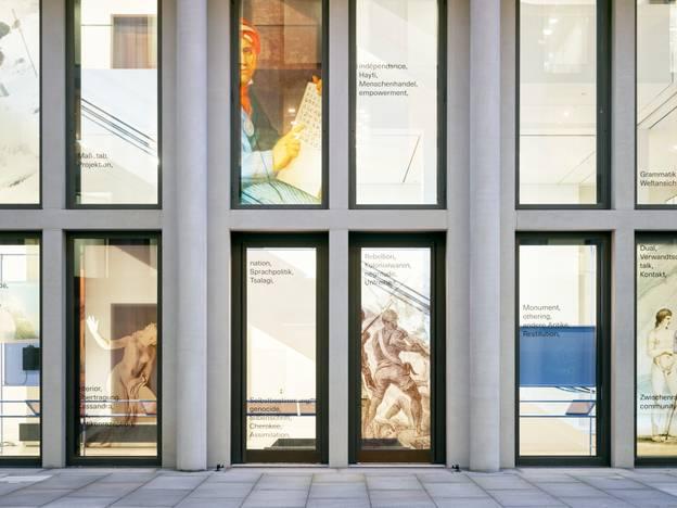 Ausschnitt der Ausstellung Einblicke - Die Brüder Humboldt – Ausschnitt der Ausstellung Einblicke - Die Brüder Humboldt