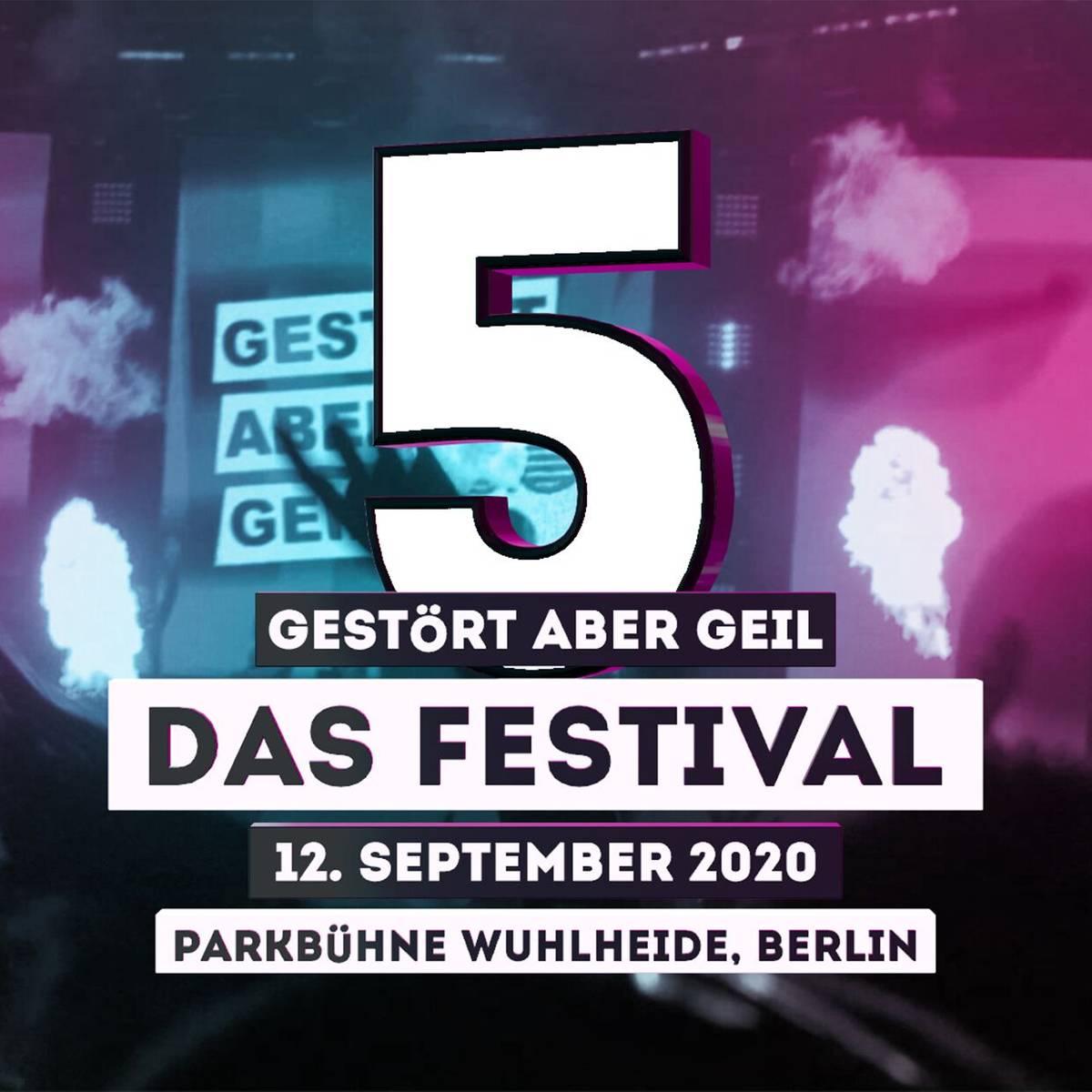 Gestört Aber Geil Berlin 2021