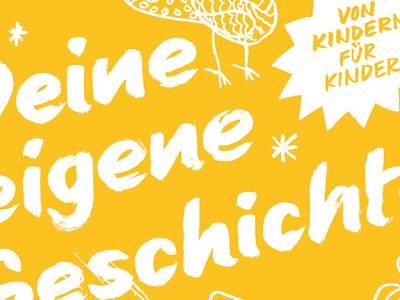 "Kiez Meets Museum, ""Deine eigene Geschichte"", Cover Ausstellungsbegleitheft"