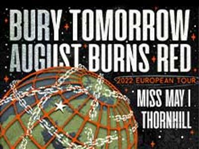 Bury Tomorrow und August Burns Red